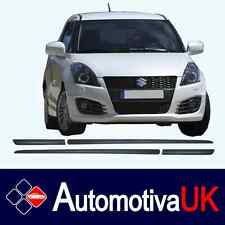 Suzuki Swift Mk3 5D Rubbing Strips | Door Protectors | Side Protection Body Kit