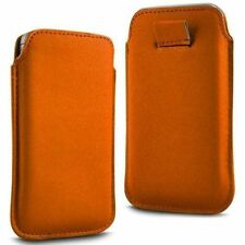 Leather Mobile Phone Pouches/Sleeves with Belt Loop