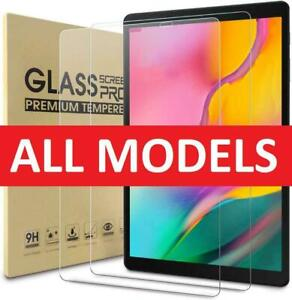 Tempered Glass Film Screen Protector For Samsung Galaxy Tab A 10.1 A7 S7 S6