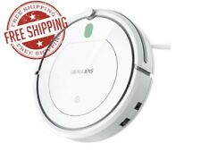 BEAUDENS Robot Vacuum Cleaner with Slim Design - White - Must Buy