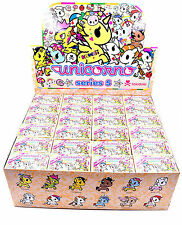 Tokidoki Unicorno Series 5 Vinyl Figure Display Case of 24 Blind Boxes