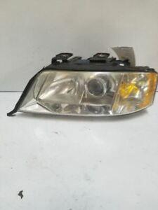 Driver Left Headlight Xenon HID Fits 00-01 AUDI A6 263593