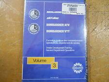 New Vol.3 Seadoo Bombardier VTT/ATV 219-700-306