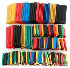 Kit Guaine termoretraibili termorestringenti colorate misure assortite 328 pezzi