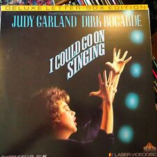 I Could Go On Singing - Letterboxed  Laserdisc Buy 6 for free shipping