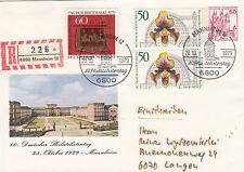 Mannheim  schöner SST von 1979