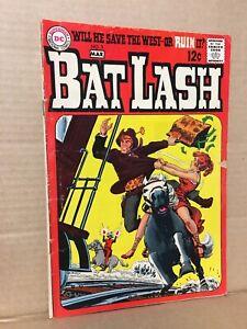BAT LASH #3 VG, Nick Cardy cover and art, Western, DC Comics 1969