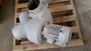 Machine / Motor Cooling BLOWER Elektror Karl w mueller 96/12499  D08/S669  2.5KW