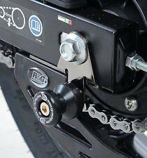 Honda CBR250R/CBR300R - R&G Racing Offset Cotton Reels/Paddock Stand Bobbins