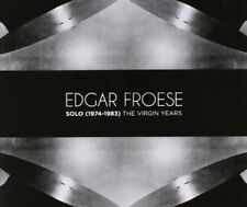 Solo 1974 - 1983 Virgin Years Edgar Froese 5099964495422