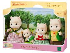 JP Sylvanian Families FS-31 Alpaca Family Doll Set