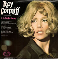 33 LP Ray Conniff & His Orchestra – 'S Marvelous Uk SHM 779 UK 1958