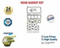 HEAD GASKET SET for NISSAN X-TRAIL 2.0 4x4 2001-2013
