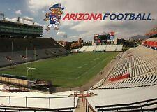 University of Arizona Football Stadium, Tucson, AZ, Wildcats - Stadium Postcard
