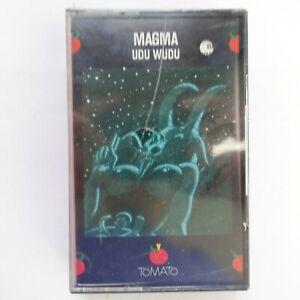 Udu Wudu by Magma (Cassette, 1989) New Sealed