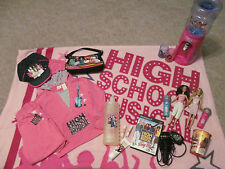 Disney High School Musical MIXED LOT, DOLLS PS2 Game, Water Dispencer, New items