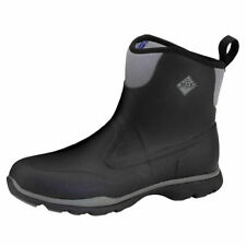 Muck Boots Excursion Pro Mid-Cut Outdoor Waterproof Boot Black FRMC-000