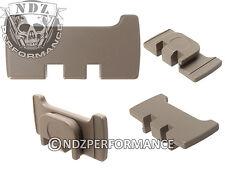 For Glock Gen 1-4 Model Rear Slide Racker Plate MOS Flat Dark Earth FDE Gun Kote