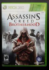 Assassin's Creed: Brotherhood (Microsoft Xbox 360, X360)