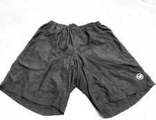 Men's Canari Cycling Gel Padded Canyon Black Shorts