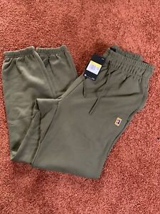 Nike Court Heritage Loose Fit Fleece Tennis Pants Green Men's Sz S CK2178 222