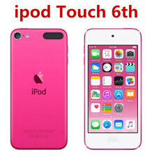 NEW Apple iPod Touch 128GB 6th Generation ( Pink ) MP4 Player - A8 Cam Chip