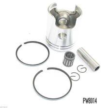 2 PISTON RING RINGS47mm  2-Stroke 60 66cc 80cc Gas Motorized bicycle Bike H PR04