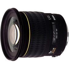 Sigma Super Wide Angle 20mm f/1.8 EX Aspherical DG  Autofocus Lens for Canon EF
