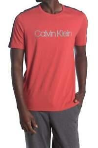 Calvin Klein Men's Crew Neck Logo Pajama T-Shirt