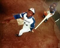 MLB Atlanta Braves Hank Aaron Color 8 X 10 Photo Picture