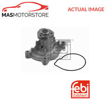 33161 FEBI BILSTEIN ENGINE COOLING WATER PUMP P NEW OE REPLACEMENT