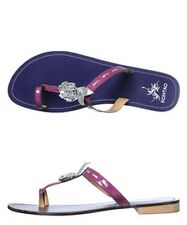 KOH-TAO leather sandals flip-flops sandali infradito scarpe donna pelle 38 NIB