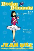 Becky Bananas: This Is Your Life (Diary) by Jean Ure, Good Used Book (Paperback)