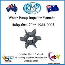 1 x New Water Pump Impeller Yamaha 40hp-thru-70hp 1984-2005 # R 6H3-44352-00