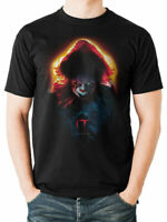 Official IT Movie T Shirt Chapter II 2 Sinister Pennywise Clown S M L XL XXL