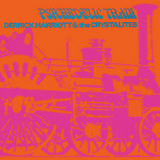 Derrick Harriott and The Crystalites Psychedelic Train CD 25 Track Expanded Ed