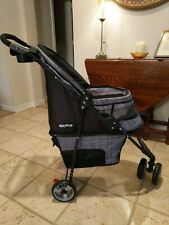 Gen7Pets Regal Plus Dog or Cat Pet Stroller- Starry Night - Pets up to 25 lbs