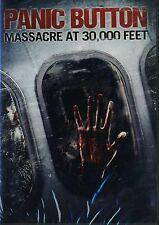 NEW  DVD // PANIC BUTTON // MASSACRE AT 30,000 FEET // Scarlett Alice Johnson, J