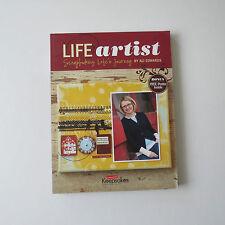Ali Edwards Life artist book
