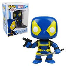 Marvel X-Men POP Deadpool Bobble Head Vinyl Figure NEW Toys X Men Dead Pool