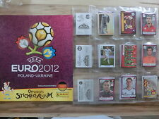 PANINI EURO 2012 em 12 German versione * Set completo complete set * Empty album