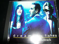 Dream with Fisher Rare Aust Soundtrack CD (Ween The Waterboys Nick Drake) CD