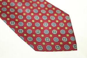 VITALI Silk tie Made in Italy F13062