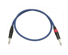 """Evidence Audio Siren II 3 Foot High-End Speaker Cable 1/4"""""""