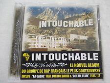 Intouchable-La vie de rêve-CD COMME NEUF!