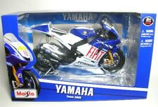 Fiat-Yamaha YZR-M1 No. 46 By Rossi Moto Gp 2009