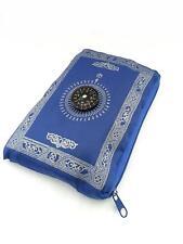 Pocket-Gebetsteppich für unterwegs Reisegebetsteppich Kompass Gebet Namaz Islam