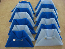 15 DIRTY DIAPER BABY SHOWER GAME FAVOR IT'S A BOY LT BLUE/DK BLUE