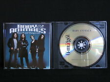 Baby Animals. Shaved And Dangerous. Compact Disc. 1993. Australia Pressed.