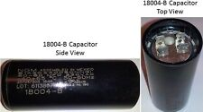 Genie Starting Capacitor 18004B, 18004-B Genie Motor Starting Capacitor 220VAC